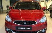 Bán Mitsubishi Mirage CVT 2019, màu đỏ, nhập khẩu   giá 394 triệu tại Hà Nội