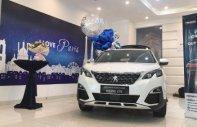 Bán Peugeot 5008 1.6 Turbo AT 2019, màu trắng, nhập khẩu giá 1 tỷ 349 tr tại Hà Nội