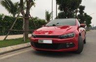 Bán Volkswagen Scirocco 1.4 Turbo TSI AT sản xuất 2010, màu đỏ, xe nhập   giá 530 triệu tại Hà Nội