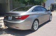 Bán Hyundai Sonata năm sản xuất 2010, màu bạc, nhập khẩu   giá 490 triệu tại Bình Định