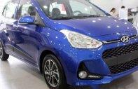 Bán ô tô Hyundai Grand i10 số tự động 2019, màu xanh, giá tốt giá 388 triệu tại Đà Nẵng
