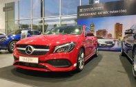 Bán xe Mercedes CLA 250 đời 2019, màu đỏ, nhập khẩu giá 1 tỷ 869 tr tại Tp.HCM