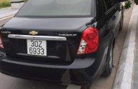 Bán xe cũ Chevrolet Lacetti đời 2010, màu đen giá 200 triệu tại Bắc Ninh