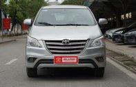 Bán ô tô Toyota Innova 2.0E năm sản xuất 2016, màu bạc giá 570 triệu tại Hà Nội