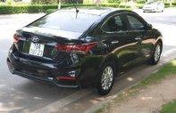 Bán xe Hyundai Accent 1.4MT sản xuất 2018, màu đen, chính chủ giá 475 triệu tại Hà Nội