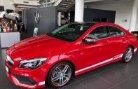 Bán xe Mercedes CLA250 2019, màu đỏ, xe nhập giá 1 tỷ 869 tr tại Tp.HCM