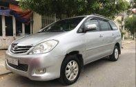 Bán Toyota Innova năm 2009, màu bạc, số tự động  giá 380 triệu tại Đà Nẵng
