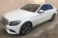 Bán xe Mercedes C250 Exclusive 2018, màu trắng giá 1 tỷ 500 tr tại Tp.HCM