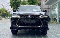 Cần bán xe Lexus LX LX570 Black Edition S năm sản xuất 2019, màu đen, xe nhập giá 9 tỷ 650 tr tại Hà Nội