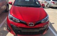 Bán Toyota Yaris 1.5G cao cấp 2019, màu đỏ, xe nhập, giá chỉ 625 triệu khuyến mãi tốt giá 625 triệu tại Tp.HCM