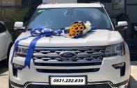 Cần bán xe Ford Explorer 2.3L Ecoboost 2019, màu trắng, nhập khẩu nguyên chiếc giá 2 tỷ 188 tr tại Tp.HCM