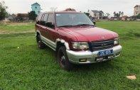 Bán Isuzu Trooper LS năm 2003, màu đỏ, xe nhập  giá 110 triệu tại Yên Bái