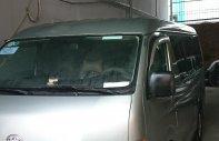 Cần bán Toyota 15 chỗ Hiace 2006, màu xanh ngọc giá 240 triệu tại Tp.HCM