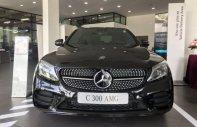 Bán xe Mercedes C300 AMG sản xuất năm 2019, màu đen giá 1 tỷ 897 tr tại Tp.HCM