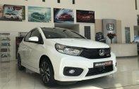 Cần bán xe Honda Brio RS đời 2019, màu trắng, xe nhập giá 380 triệu tại Hà Nội