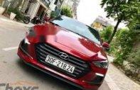 Bán xe Hyundai Elantra sản xuất năm 2018, màu đỏ giá 690 triệu tại Hà Nội