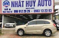 Cần bán xe Chevrolet Captiva LTZ đời 2007, màu vàng giá 275 triệu tại Hà Nội