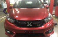 Bán Honda Brio RS năm sản xuất 2019, màu đỏ, xe nhập giá 450 triệu tại Thái Nguyên