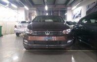 Bán Volkswagen Polo đời 2017, màu nâu, nhập khẩu  giá 699 triệu tại Tp.HCM
