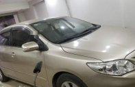 Cần bán Toyota Corolla altis sản xuất năm 2013, màu vàng chính chủ giá 545 triệu tại Hà Nội