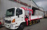 Bán xe tải cẩu Hino FC giá 1 tỷ 350 tr tại Tp.HCM