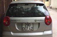 Bán ô tô Chevrolet Spark năm 2011, màu bạc, nhập khẩu giá 98 triệu tại Hà Nội