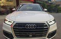 Bán ô tô Audi Q5 đời 2018, màu trắng, tên công ty giá 2 tỷ 150 tr tại Hà Nội