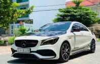 Cần bán Mercedes CLA45 đời 2017, màu trắng, nhập khẩu giá 1 tỷ 749 tr tại Tp.HCM