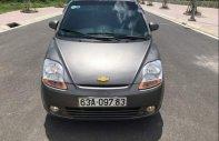 Cần bán Chevrolet Spark đời 2009, màu xám, xe nhập, xe gia đình, giá cạnh tranh giá 175 triệu tại Tiền Giang