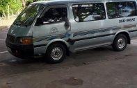 Bán ô tô Toyota Hiace sản xuất 2002, màu xanh lam  giá 70 triệu tại Hà Tĩnh