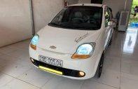 Bán Chevrolet Spark MT sản xuất năm 2011, màu trắng, xe đẹp giá 110 triệu tại Hà Nội