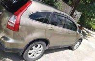 Cần bán xe Honda CR V đời 2009, màu vàng cát giá 550 triệu tại Tp.HCM