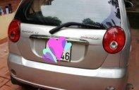 Cần bán xe Chevrolet Spark đời 2009, màu bạc, chạy rất tốt giá 88 triệu tại Hà Nội