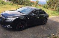 Cần bán Chevrolet Cruze sản xuất 2013, màu đen giá 335 triệu tại Đắk Lắk
