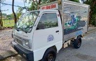 Bán Suzuki Supper Carry Truck đời 2010 thùng kín, màu trắng Hải Phòng giá 150 triệu tại Hải Phòng