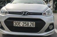 Bán Hyundai Grand i10 1.0 AT đời 2015, màu bạc giá 330 triệu tại Hà Nội