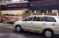 Cần bán Toyota Innova G năm 2007, màu bạc, bảo dưỡng thường xuyên, máy móc êm ái giá 350 triệu tại Đà Nẵng
