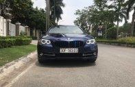 BMW 5 Series 520i năm sản xuất 2016, màu xanh lam, nhập khẩu giá 1 tỷ 600 tr tại Hà Nội