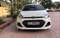 Bán Hyundai Grand i10 năm sản xuất 2017, màu trắng, nhập khẩu   giá 285 triệu tại Hà Nội