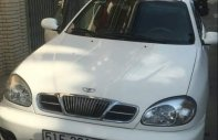 Bán Daewoo Lanos sản xuất năm 2002, màu trắng, nhập khẩu  giá 90 triệu tại Tp.HCM