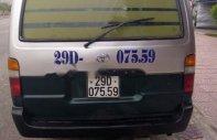 Bán Toyota Hiace năm sản xuất 2001, nhập khẩu, đi rất giữ gìn giá 105 triệu tại Quảng Ninh
