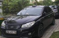 Chính chủ bán xe Hyundai Elantra 2011, màu đen, nhập khẩu nguyên chiếc giá 285 triệu tại Hà Nội