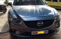 Cần bán gấp Mazda 6 2.0 AT 2014, màu xanh lam, nhập khẩu  giá 666 triệu tại Hà Nội