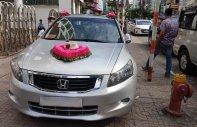 Cần bán gấp Honda Accord Limited 2008, màu bạc, xe nhập giá 600 triệu tại Tp.HCM