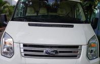 Cần bán lại xe Ford Transit Dcar Limousine năm 2014, màu trắng như mới, giá chỉ 710 triệu giá 710 triệu tại Hà Nội
