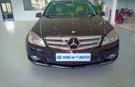 Cần bán lại xe Mercedes C300 đời 2010, màu đen giá 620 triệu tại Khánh Hòa