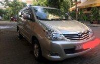 Cần bán gấp Toyota Innova MT sản xuất 2008, xe gia đình sử dụng giá 250 triệu tại Tp.HCM