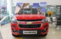 Xe bán tải Chevrolet Colorado 2019 - Trả góp 90% - 120Tr lăn bánh ngay - Ưu đãi khủng đến 50tr - Nhập khẩu Thái Lan giá 624 triệu tại Hà Nội