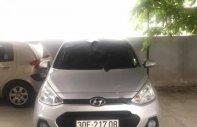 Bán Hyundai Grand i10 sản xuất 2015, màu bạc, chính chủ, giá 300tr giá 300 triệu tại Hà Nội