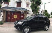 Bán Toyota Fortuner V 2013, màu đen, xe gia đình, giá tốt giá 598 triệu tại Hà Nội